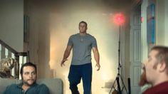 JJ Watt commercial. Yahoo! Fantasy Football: J.J. Watt Entrance