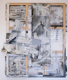 Walker Art, Minneapolis, Art Museum, Sugar, Mood, Texture, Abstract, Big, Wall