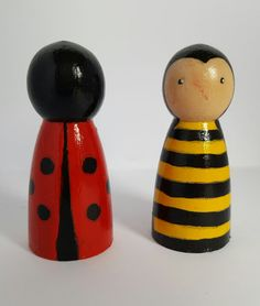 Hey, I found this really awesome Etsy listing at https://www.etsy.com/uk/listing/387223072/peg-doll-buzzybee-and-ladybird-pals