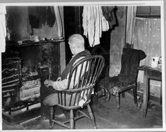 Furnished Rooms in East Street, St Hildas, Middlesbrough February 1957