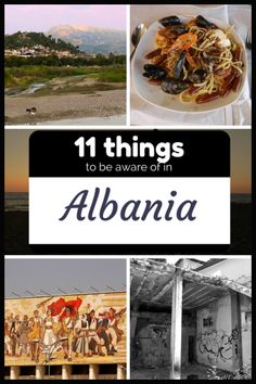 11 Things to be aware of when #backpacking and #hitchhiking in #Albania