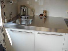 RVS keukenblad - Google zoeken