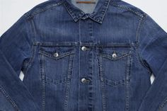 Perfect for chilly evenings, the classic denim jacket is a summer staple that never goes out of style.
