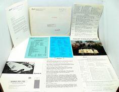 Avanti car sales brochure-vintage paper literature studebaker by BECKSRELICS on Etsy