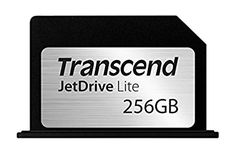 Transcend JetDrive Lite 330 256GB Speichererweiterung für Macbook Pro Retina 33,78 cm (13,3 Zoll) (2012-2015)