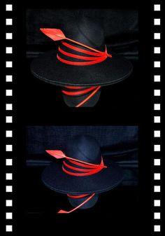 """Cappello Artigianale """"Brigante"""""""