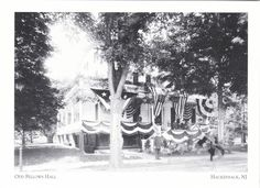 Postcard (Hackensack Order of Elks) Hackensack, NJ