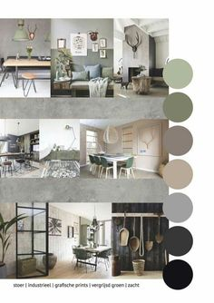 A foyer must be an inviting space that sets the tone for the rest of your home. Interior Paint Colors For Living Room, Living Room Colors, My New Room, House Colors, Colorful Interiors, Home And Living, Room Decor, House Design, House Styles