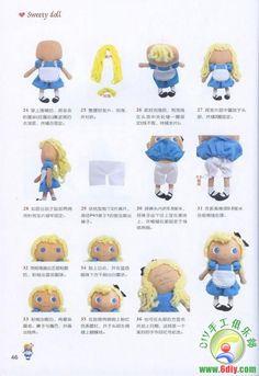 Mimin Dolls: Alice sitede çok güzel bebekler var
