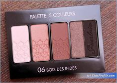 Guerlain Bois Des Indes 5 Couleurs Palette Review, Swatches, Photos