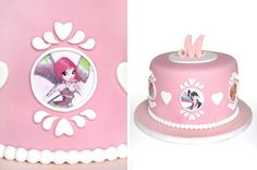 Winx Cakefor lil sis she wants a cake like this for her birthday