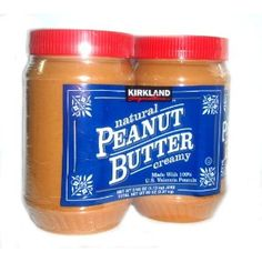 this peanut butter is so good and the ingredients are: dry roasted valencia peanuts and sea salt....and it's made in the USA!!!!