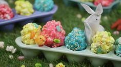 How to Make: Hoppity Poppity Popcorn Easter Eggs