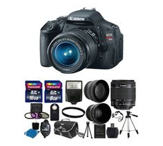 Win a Canon EOS T3i Kit and a NeroTrigger Deadline August 29th 2014