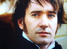 Mr. Darcy, yeah! So similar to Mr. Rochester. Maybe its the side-burns.