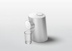Hydrogen Water Dispenser on Behance