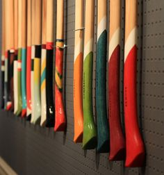 Handmade Axes at Best Made Co. in New York City