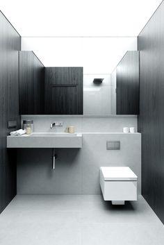 Easst.com / Bathroom 1 / dark black wood / All rights reserved. 2015 www.easst.com