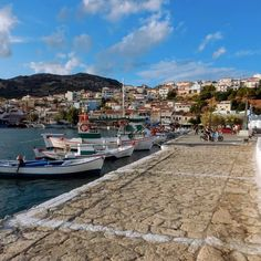 Samos Pythagorion 2016 #Samos by Jtkfr