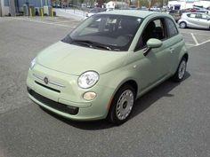 2012 Fiat 500, 28,882 miles, $12,998.