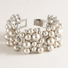 This is the same bracelet I gave my sister, as my maid of honor at my wedding.  Beautiful!