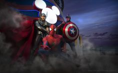 Just announced today! In 2018, you can celebrate Marvel Day at Sea on the Disney Magic during eight Disney Cruise Line voyages from Miami departing January through April.