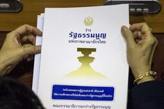 A Thailand's junta-backed council has rejected the controversial new constitution drafted after last year's coup. A new committee must now be appointed