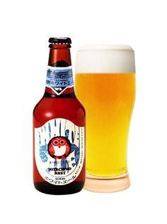 木内酒造 常陸野ネストビール ホワイトエール owl / beer