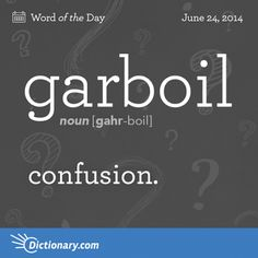 ➖Garboil➖ 🌍 In this world full of confusion ❗ The Words, Fancy Words, Weird Words, Words To Use, Pretty Words, Cool Words, Unusual Words, Unique Words, Good Vocabulary Words