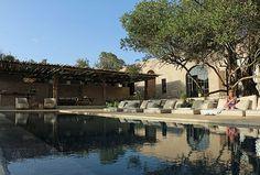 ironwood | Arijiju   2013-2015 Steam Room, Floor Patterns, Interior Exterior, Africa Travel, Lodges, Kenya, Ibiza, Swimming Pools, Villa