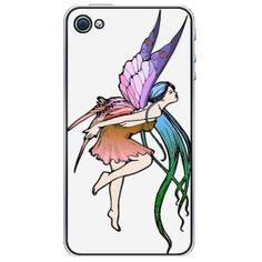 Butterfly Fairy iPhone 4 Skin $14.99