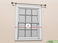 How to Drape Window Scarves. A window scarf, smartly hung, can highlight an entire room. Use a window scarf to cover up a curtain rod, or install scarf hooks to hang a window. Fabric Window Shades, Window Drapes, Hanging Curtains, Window Coverings, Window Treatments, Window Scarf, Scarf Curtains, Home Curtains, Curtains Living