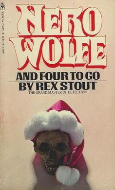"""Bitter Tea and Mystery: """"Christmas Party"""" by Rex Stout"""