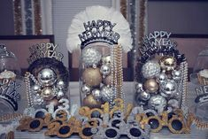 16 DIY projects to glam up your New Year's Eve party