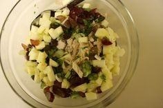 chicken salad recipe {the kosher foodies}