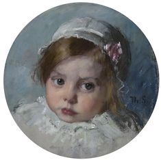 Thérèse Schwartze – Kinderportretje