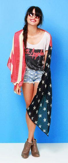 Fourth of July Darling