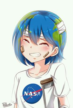 Earth-chan :v
