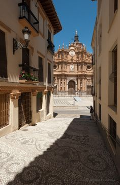 Catedral (Guadix, Granada) ✈✈✈ Don't miss your chance to win a Free International Roundtrip Ticket to Granada, Spain from anywhere in the world **GIVEAWAY** ✈✈✈ https://thedecisionmoment.com/free-roundtrip-tickets-to-europe-spain-granada/