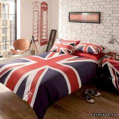 Британский флаг - расставим яркие акценты / что за мода на британский флаг