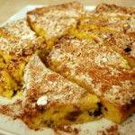 Μυζηθρόπιτα γλυκιά French Toast, Cheesecake, Pizza, Sweets, Breakfast, Food, Greek, Morning Coffee, Gummi Candy