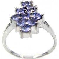 1.35ctw Genuine Tanzanite & Solid .925 Sterling Silver Gemstone Ring (SJR1074TZ), Birthstone Rings. Buy Now: http://www.sterlingsilverjewelry.tv/genuine-tanzanite-925-sterling-silver-gemstone-ring-sjr1074tz.html #SterlingSilverJewelry #silverrings #sterlingsilverrings #ringsilver #silverringdesigns #handmaderings #silverringssterling #Rings #RingsJewelry