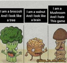 Funny Gaming Memes, Funny Games, Very Funny Jokes, Hilarious, Fun Quotes, Life Quotes, Desi Jokes, Funny Illustration, Art Sketchbook