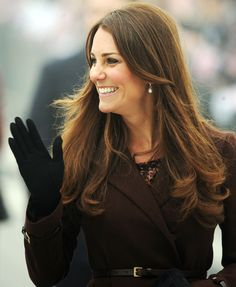 Kate visiting the Havelock Academy -- March 5, 2013