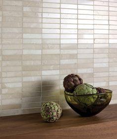 Information about Latte Marble Linear Mosaic Tile Calacatta Marble, Marble Mosaic, Stone Mosaic, Mosaic Tiles, Mosaics, Tiling, Kitchen Wall Tiles, Kitchen Backsplash, Backsplash Ideas
