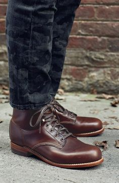 Wolverine '1000 Mile' Boot