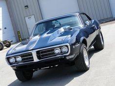 '68 Pontiac Firebird