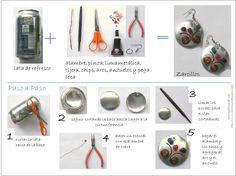 MORE: Reciclaje 101: Bisutería con Latas de Refresco