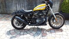 Harley Davidson Sportster, Motorcycle, Vehicles, Rolling Stock, Motorbikes, Motorcycles, Vehicle, Engine, Choppers
