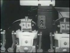 Robert the Robot Commercial - Robert's Story - YouTube video, 2.5 minutes, about my favorite toy when I was age 10, 1957.